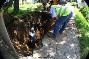 sewer Polk County